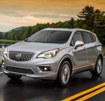 Обзор Buick Envision 2019