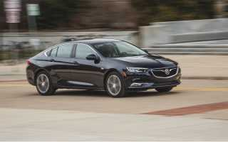 Обзор Buick Regal 2017