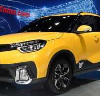 Dongfeng Fengshen AX4 2017