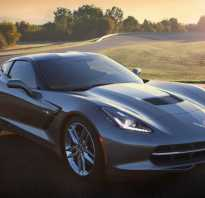 Обзор Chevrolet Corvette Stingray 2014